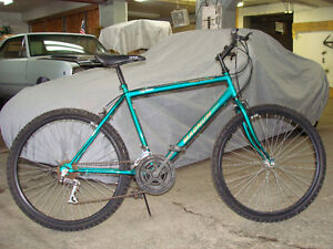 CCM Ice Mountain Bike and Magnum Northland Mountain Bike