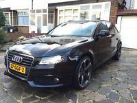 """Audi A4 B8 LHD Avant 20"""" wheels, LED lights, 2.0 disel 190HP 195000km"""