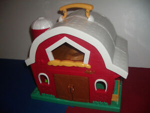 Fisher Price : Farm House set