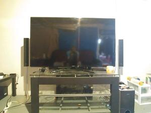 65's Samsung Smart TV