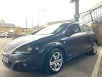 2011 (61) Seat Leon 1.6 TDI CR Ecomotive S Copa 5dr   FSH   MOT  