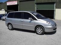 2007 PEUGEOT 807 2.0 143 SE 7 Seat 5dr Auto