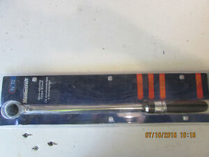 "1/2"" Torque Wrench - Mastercraft"