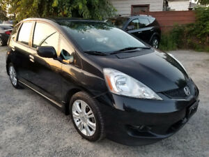 2009 Honda Fit Sports Hatchback