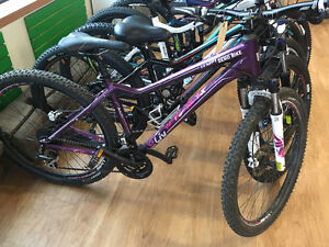 2015 Liv by Giant hardtail