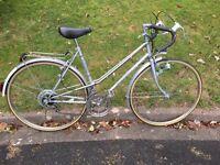Vintage Road Bike. Pantera 21 inch steel frame.