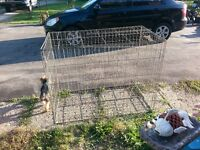 dog cage or bird cage