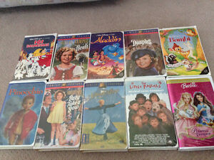 Great Childrens VHS's London Ontario image 4