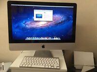 "Apple iMac 21.5"" Intel core i5 2.5Ghz 500gb brand new condition"