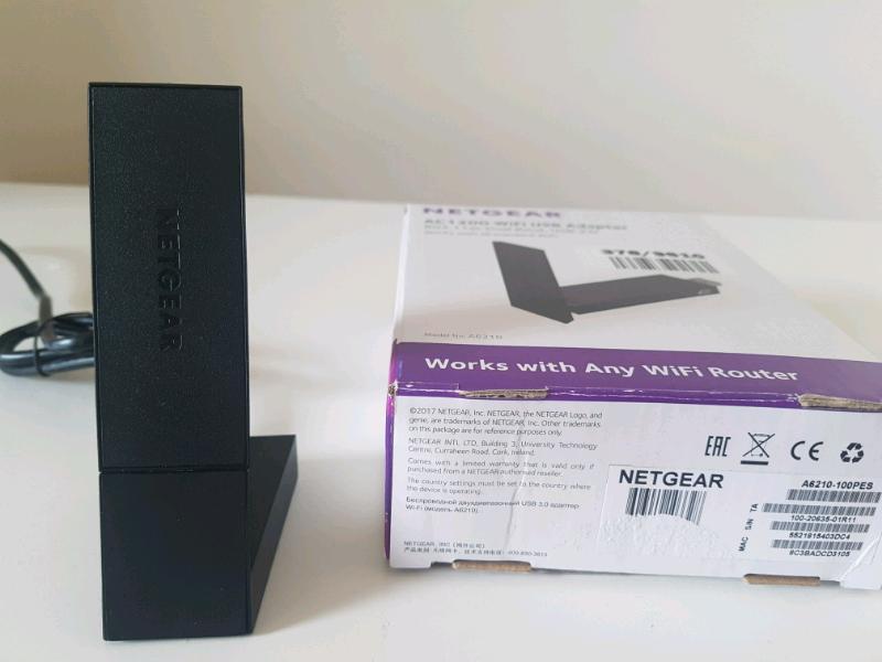 Wifi usb netgear ac1200 wifi usb adapter | in Swindon, Wiltshire | Gumtree