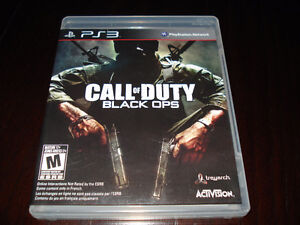 Jeux PS3, Call of Duty Black Ops