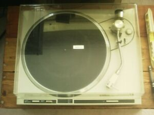 PIONEER PL-200 DIRECT DRIVE TURNTABLE w/owners manual