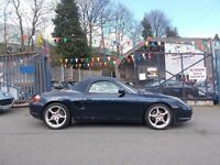 Porsche Boxster 2.7 986 Convertible 2dr STUNNING CAR (blue) 2004