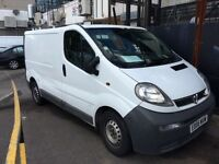 FINANCE AVAILABLE VAUXHALL VIVARO YEAR 2006 LOW MILEAGE READY TO WORK NO VAT