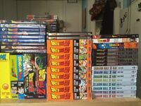 INSANE DBZ DVD COLLECTIONS BEST OFFER TAKES EM