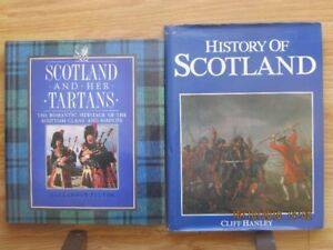 HISTORY OF SCOTLAND & SCOTLAND AND HER TARTANS