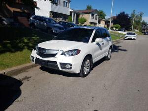 2012 Acura RDX VUS pneu dhiver inclus