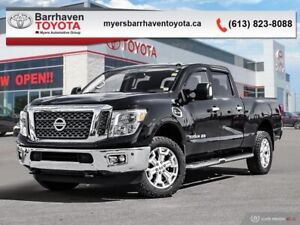 2016 Nissan Titan XD S  - Bluetooth -  Power Doors - $269.30 B/W