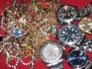 ACHAT: OR_DIAMANTS_MONTRE_PLATINE $$__WE BUY GOLD__ON SE DPLACE
