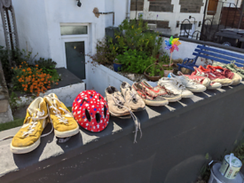 FREE TO TAKE trainers and shoes sizes mens 10 and ladies 5