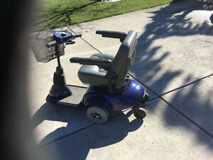 New invacare scooter