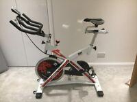 BH Fitness SB 2.6i+ Indoor Studio Cycle Exercise Bike