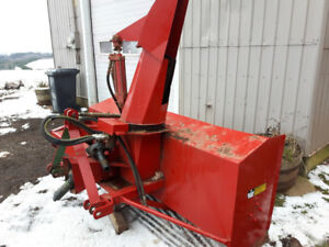 George white snowblower