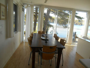 Awesome view, 4 bedroom 2 bath lakefront modern gem