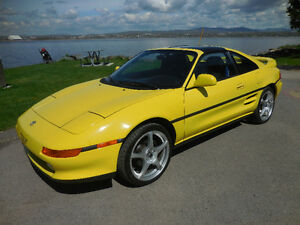 1991 Toyota MR2 Coupé (2 portes)