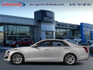 2018 Cadillac CTS Luxury Collection  - $406.06 B/W