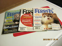 Ferret Care Package - 10 items for $5.00