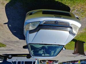 Honda civic 2000 automatique