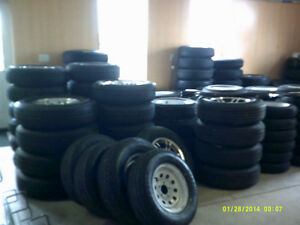 ALL SIZES OF TRAILER RIMS AND TIRES AVAILABLE!