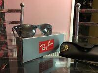 Ray ban wayfarer sun glasses £70