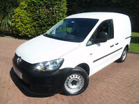 2011 Volkswagen Caddy C20 1.6TDI 102PS WITH AIR/CON AND AUTO DSG GEARBOX
