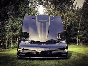 C5 Corvette Custom Carbon Fibre Hood