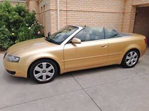 Audi A4 Cabriolet auto only 125000kms full service history Marion Marion Area Preview