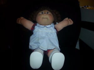 Cabbage Patch Doll with Adoption Papers and Birth Certificate