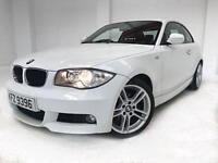 2009 59 BMW 1 SERIES 2.0 120I M SPORT 2D 168 BHP