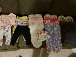 Baby girl lot size 3-6 months. Salmon arm