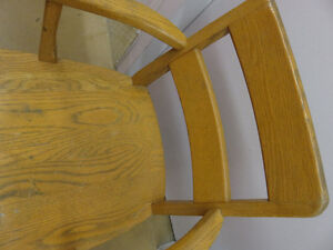 antique wooden chairs West Island Greater Montréal image 3