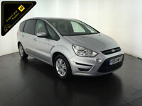 2014 64 FORD S-MAX ZETEC TDCI 7 SEATER MPV 1 OWNER FORD SERVICE HISTORY FINANCE
