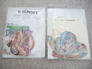 Brand New Stitchery (Crewel) Kit - 2 To Choose From London Ontario image 2