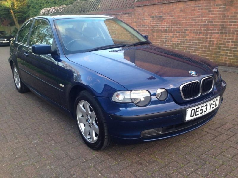 2003 BMW 3 Series 2.0 318ti SE Compact 3dr | in Luton, Bedfordshire ...