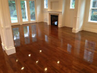 HARDWOOD FLOORING & STAIRS INSTALLATION ★  647-884-8424