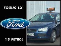 2006 FORD FOCUS LX 1.6 5DR + 156,BMW Z3,SUZUKI,SKODA,RENAULT,VAUXHALL,FORD,HONDA,FIAT,PEUGEOT,ESTATE