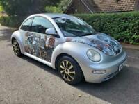 2000 Volkswagen Beetle 1.6 3dr Low miles Classic HATCHBACK Petrol Manual