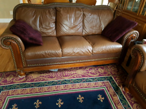 Sofa, Couch and Chair