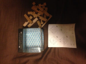 3D Challenging Wooden Puzzle