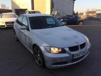 BMW 320 2.0TD d SE 2007 57 Reg 4 door saloon